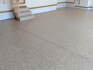 coating maryland md floors reisterstown stronghold epoxy coatings floor garage