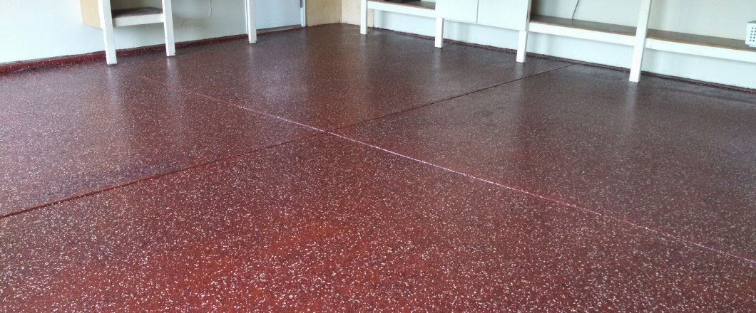 Garage Floor Job Gallery