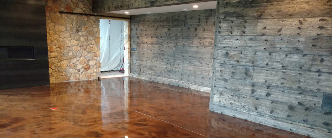 Metallic Flooring | Windsor, CO