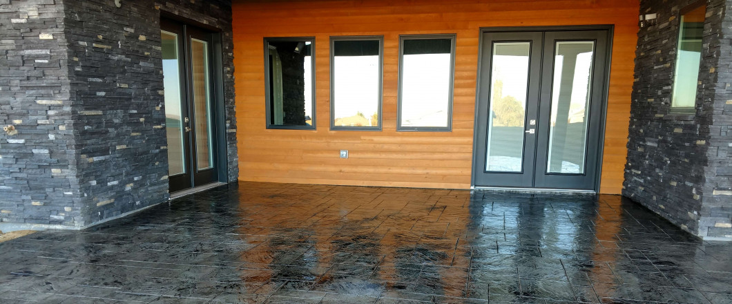 Patio Sealant Application | Windsor, CO