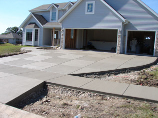 New Concrete
